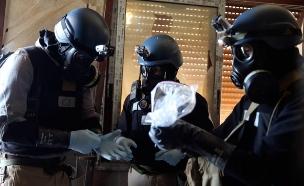 סוריה המשיכה לפתח נשק כימי (צילום: רויטרס)