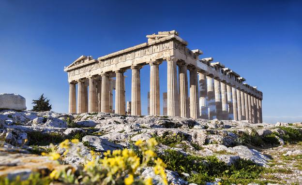 הפרתנון ביוון