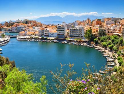 כרתים, יוון (צילום: Vladimir Sazonov, Shutterstock)