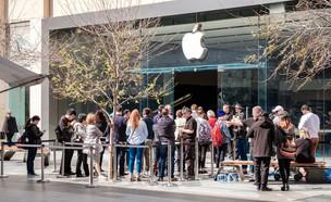 השקת אייפון 7 באוסטרליה (צילום: amophoto_au, shutterstock)