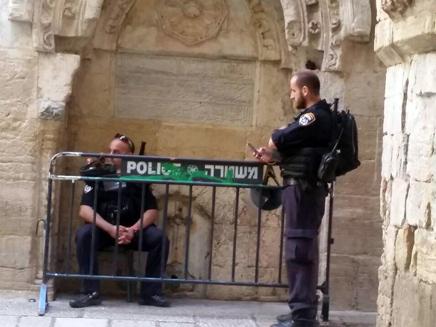 כוננות בירושלים