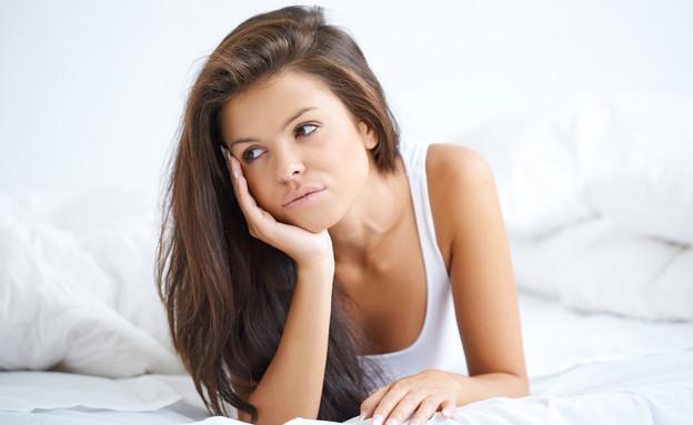 נערה עצובה (צילום: Daniel_Dash, Shutterstock)