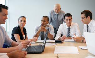 עובדים במשרד (אילוסטרציה: thinkstock)
