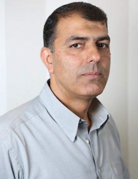"""ד""""ר יאסר חוג'יראת (צילום: אלפנאר)"""