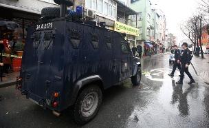 משטרה , טורקיה (צילום: רויטרס)