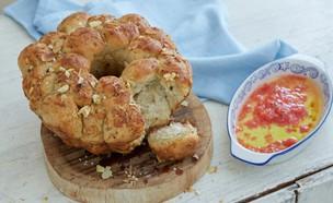 לחם קופים איטלקי (צילום: אמיר מנחם, אוכל טוב)