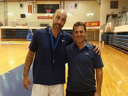 מאיר טפירו. עונה ראשונה כמאמן (צילום: ספורט 5)