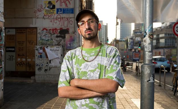 מיכאל סויסה (צילום: יונתן בלום)
