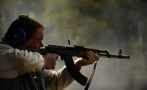 AK-47 (צילום: Matt McClain, GettyImages IL)