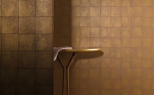 עיצוב זהב, קירות מעוררי תיאבון (צילום: marb studio)