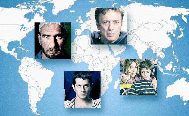הסדרות הישראליות המצליחות בעולם (צילום: סטודיו mako)