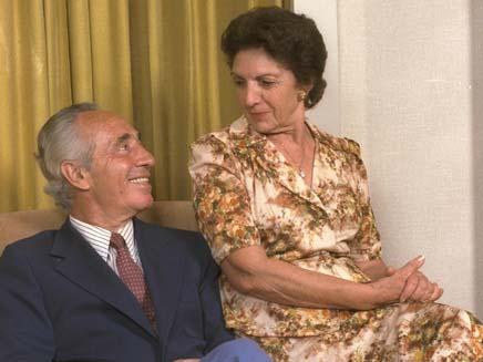 """עם סוניה (צילום: נתי הרניק, לע""""מ)"""