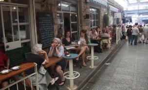 קפה מזרחי (צילום: מורן מזרחי,  יחסי ציבור )