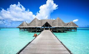 האיים המלדיביים (צילום: smileimage9, Shutterstock)