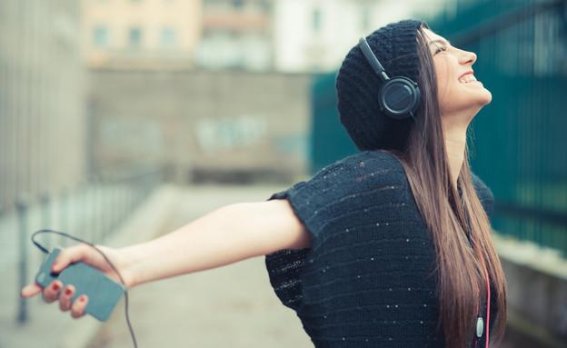 אוזניות (צילום: ShutterStock)