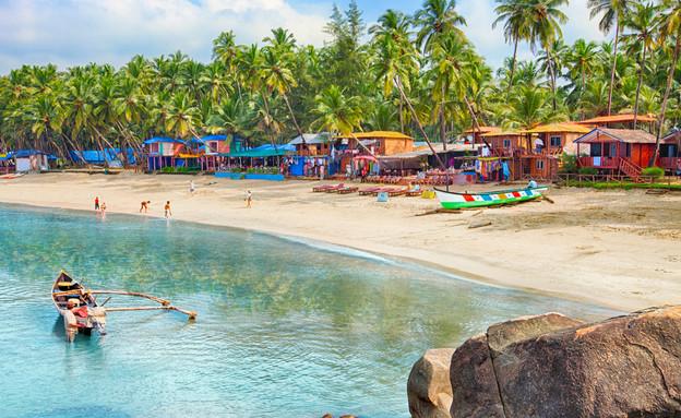 גואה, הודו (צילום: Lena Serditova, Shutterstock)