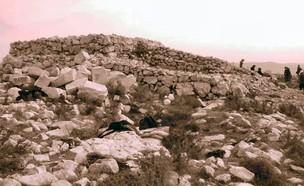 מזבח יהושע (צילום: ויקיפדיה)