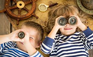 ילדים משחקים (צילום: Shutterstock)