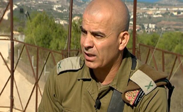 """""""מלחמת לבנון 3? עניין של זמן"""" (צילום: חדשות 2)"""