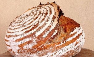 הלחם שלי ושל סטפן (צילום: מיכל לויט, אוכל טוב)