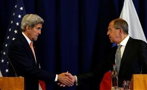 קרי לברוב סוריה הסכם (צילום: חדשות 2)
