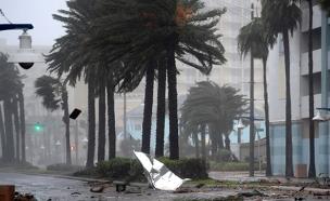 הוריקן מת'יו (צילום: רויטרס)
