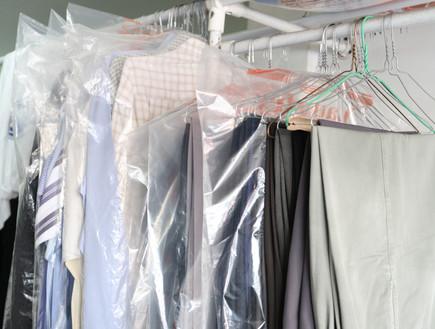 סידור הארון, ניקוי יבש (צילום: Shutterstock)