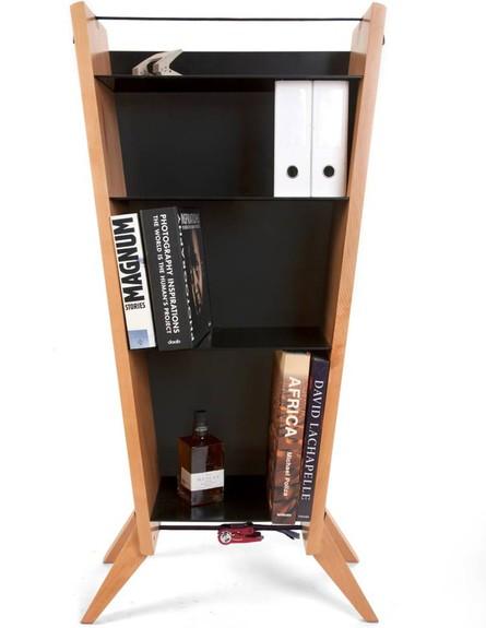 ספריה של גולן אמויאל - עיצוב וצילום