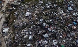 מימדי ההרס נחשפים (צילום: רויטרס)