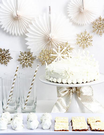 אירוח01, מסיבת חורף לבנה (צילום: sweetrosestudio.com)