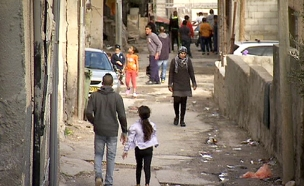 כפר מוכה עוני ופשע. ג'סר א-זרקא