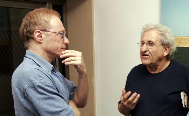 א. ב. יהושע ודויד גרוסמן (צילום: Getty Images, GettyImages IL)