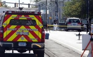 ההתרסקות - לא פעולה של טרור (צילום: רויטרס)