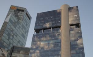 מגדלים בתל אביב (צילום: חדשות 2)