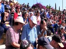 מאות הגיעו להלוויה