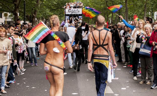 מצעד הגאווה בברלין 2014 (צילום: ShutterStock)