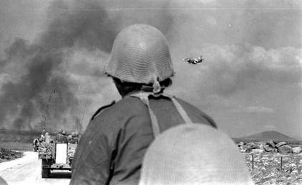 """מלחמת יום הכיפורים, ארכיון (צילום: לע""""מ)"""