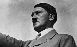 בית הולדתו ייהרס. היטלר