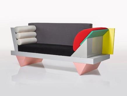 מכירה פומבית בואי, Big Sur Sofa by Peter Shire