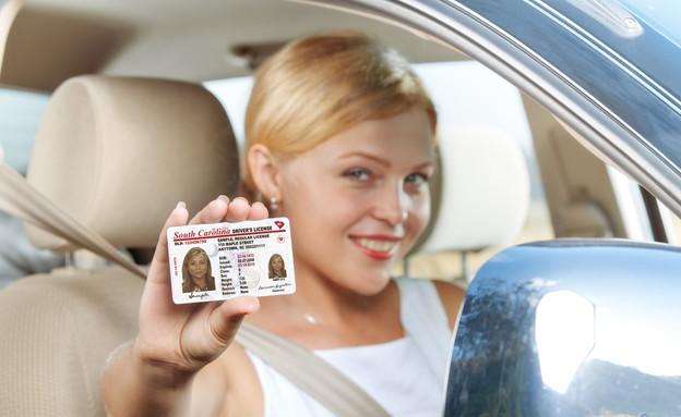 לימודי נהיגה (צילום: Shutterstock, מעריב לנוער)