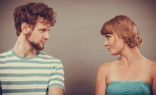 אישה ואיש (צילום: Anetlanda, Shutterstock)