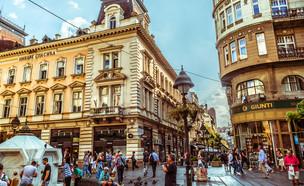 המדינה שהפכה לאדומה (צילום: kirill_makarov, Shutterstock)