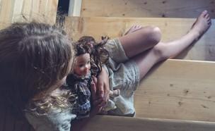 כל ילד שלישי בישראל נפגע, אילוסטרציה (צילום: Shutterstock)
