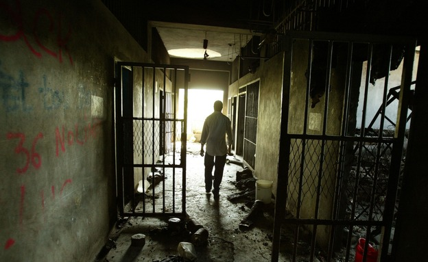 בתי הכלא בהאיטי ידועים לשמצה