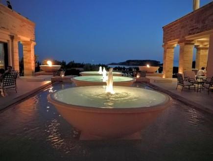 מלון Grecotel בכף סוניון (צילום: עירית רוזנבלום, אתר Monitour)