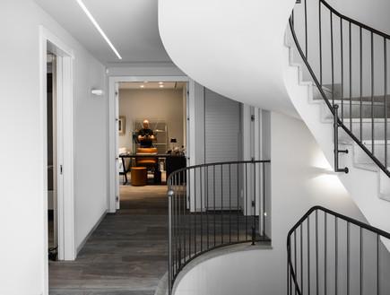 יושפה, מדרגות