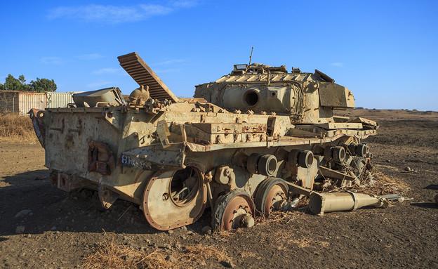 טנק (צילום: עופר חן)