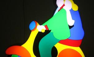 Artist atelier.Lodola-Vespetta .2010 (צילום: באדיבות מוזיאון העיצוב חולון)