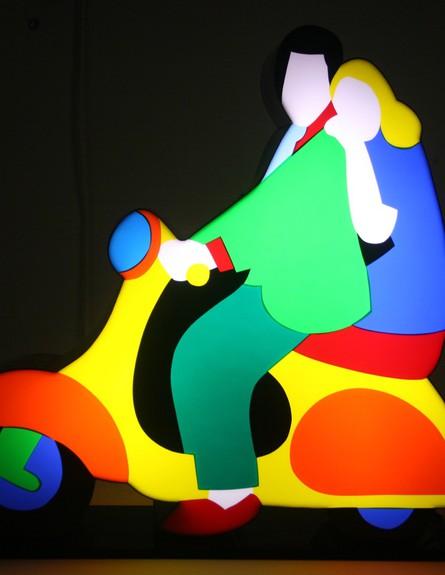 Artist atelier.Lodola-Vespetta .2010