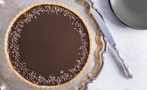 פאי שוקולד וקפה (צילום: אסף אמברם, אוכל טוב)